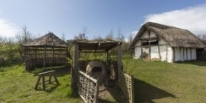Anglo Saxon Village at Jarrow Hall
